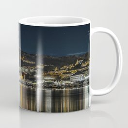 Mountain and City Coffee Mug