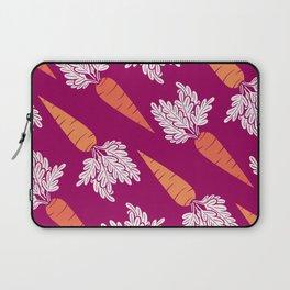 Carrots III Laptop Sleeve