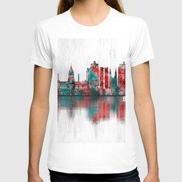 Buenos Aires Argentina Skyline T-shirt
