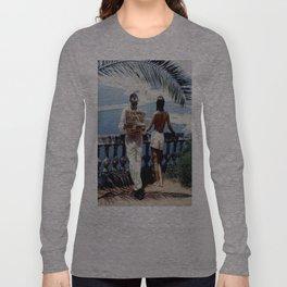Nice Matin Photo Long Sleeve T-shirt