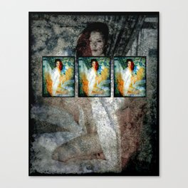 3WISHES Canvas Print