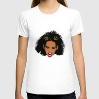 spice girls T-shirts featuring Spice World - Mel B Scary Spice by Binge Designs Homeware
