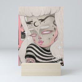 Teenage Ghoul Mini Art Print