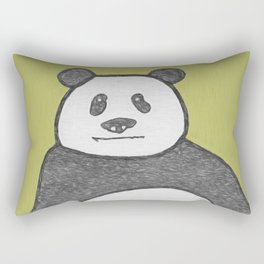Panda Mountain Rectangular Pillow