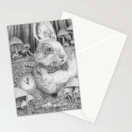 Always Late to the Party Stationery Cards