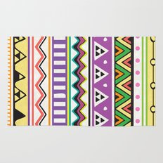 Colouful Aztec Rug