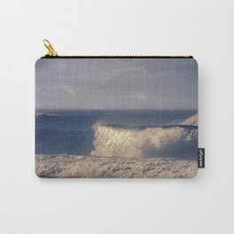 A Perfect Wave Carry-All Pouch