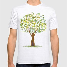 Life tree T-shirt