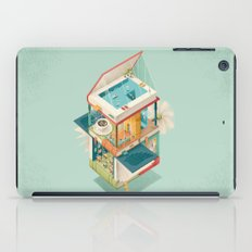 Creative house iPad Case