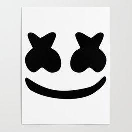 Marshmello design 2 Poster