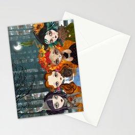 Oz Girls Stationery Cards