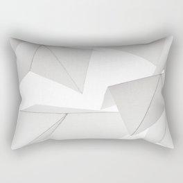 In Between Rectangular Pillow