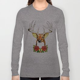 Oh deer. Long Sleeve T-shirt