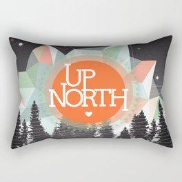 Up North Rectangular Pillow