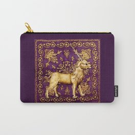 Licorne - Garden of Beasts Collection Carry-All Pouch