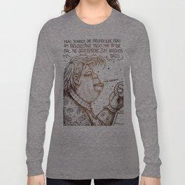 Bäckerin Schmidt Long Sleeve T-shirt