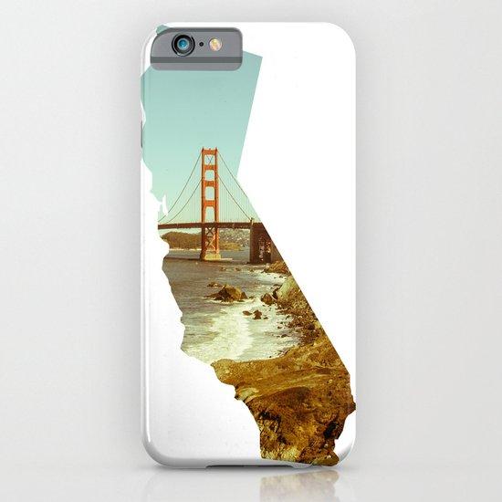 California iPhone & iPod Case