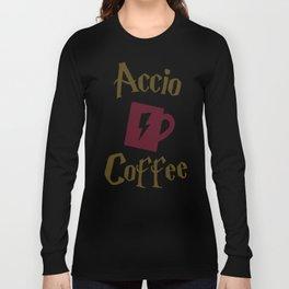 ACCIO COFFEE T-SHIRT Long Sleeve T-shirt