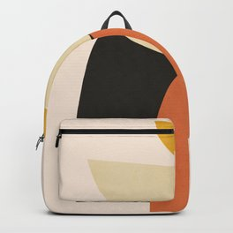 Abstract Shapes 41 Backpack