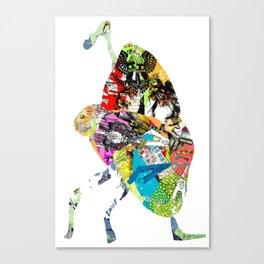 CutOuts - 1 Canvas Print