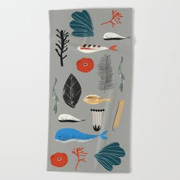 Maritime Beach Towel