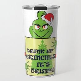 Christmas Movie Gift Griswold National Lampoon Dark Light Travel Mug