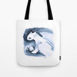 Mother light fury Tote Bag