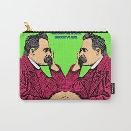 Friedrich Nietzsche Carry-All Pouch