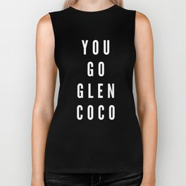 You Go Glen Coco Biker Tank