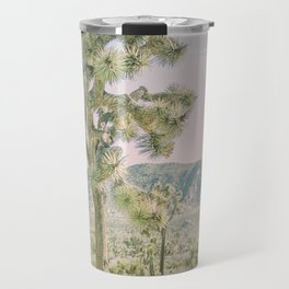 Joshua Tree Ombre Travel Mug