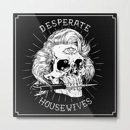 Desperate Housewives Metal Print