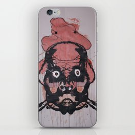 THE CHAFF iPhone Skin