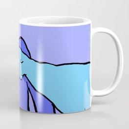 Footy Players Coffee Mug
