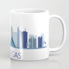 skyline las vegas Coffee Mug