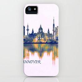 Hanover Skyline iPhone Case