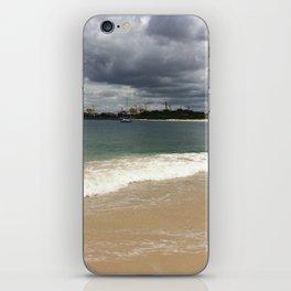 Beautiful gloomy day iPhone Skin