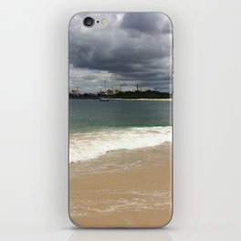 Beautiful gloomy day iPhone Skin