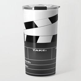 Clapperboard Travel Mug