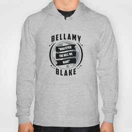The 100, Bellamy Blake Hoody