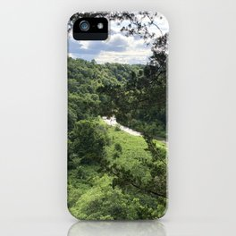Whitewater Canyon iPhone Case