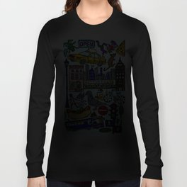 City In Color Long Sleeve T-shirt
