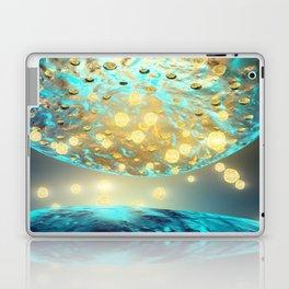 Human neuron structure Laptop & iPad Skin