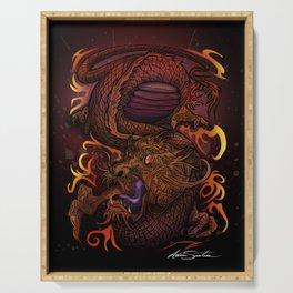 Dragon (Signature Design) Serving Tray