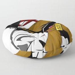 TRILLA--GIRL Floor Pillow