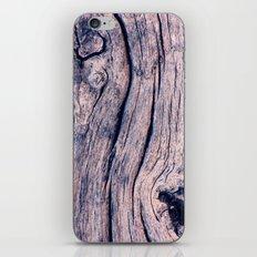 Wood 02 iPhone & iPod Skin
