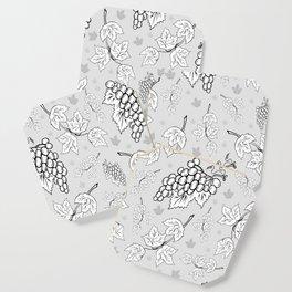 Floral pattern Coaster