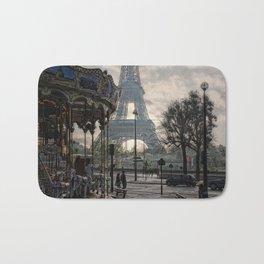 manège parisienne Bath Mat