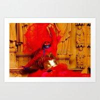 color of Metz Art Print