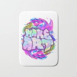 MAKE ART Bath Mat