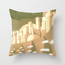 FUTURCITY Throw Pillow